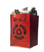 Methal Recycling — Stock Photo