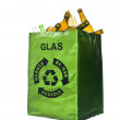 Glass Recycling — Stock Photo