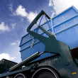Cargo Container - Stock Photo