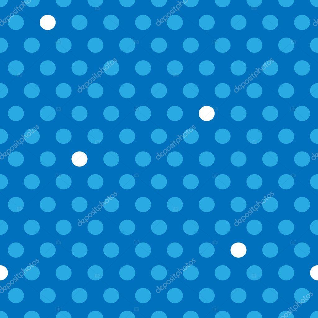 Dark Blue Polka Dots Wallpaper   www.imgkid.com - The ...