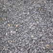 Gravel background — Foto Stock