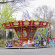 Carousel in park - Stockfoto
