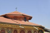 Monastery roof — Stock Photo