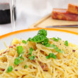 Spaghetti carbonara — Stock Photo #11063036