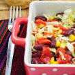 Mexican style salad - Photo