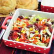 Mexican style salad -  