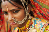Beautiful Indian — Stock Photo