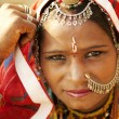 Stock Photo: Beautiful Indian woman