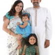 Stockfoto: Traditional Indian family