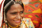Indian woman — Stock fotografie