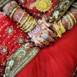 Indian bride — Stock Photo