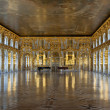 Ballroom's Catherine Palace — Stock Photo #10797482