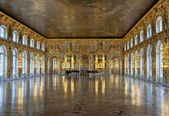 Ballroom's Catherine Palace — Stock Photo