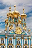 Catherine's Palace in Tsarskoe Selo (Pushkin), Russia — Stock Photo