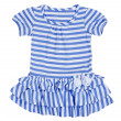 Stock Photo: Striped Baby Dress