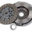 Stock Photo: Spare parts forming clutch