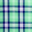 Vertically placed checkered background — Stock Photo