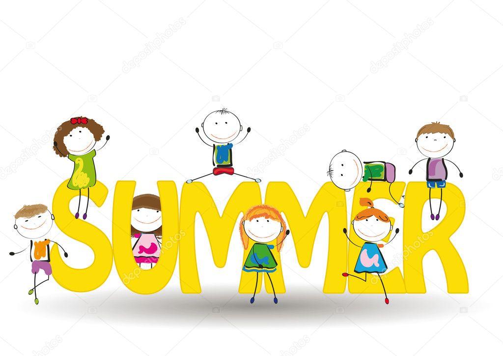 Что такое лето картинки для детей