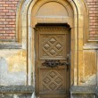 Stock Photo: Door synagogue