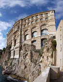 Oceanographic Institute Monaco — Stock Photo