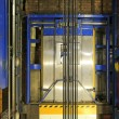 Elevator shaft — Stock Photo