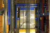 Cage d'ascenseur — Photo