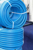 Blue hose — Stock Photo