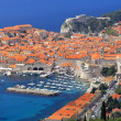 Dubrovnik panorama — Stock Photo