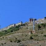 Srdj hill Dubrovnik — Stock Photo
