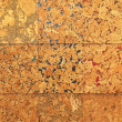 Cork tiles - Stock Photo