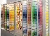 Amostras de cores — Foto Stock