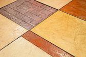 Floor tiles — Stock Photo