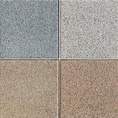 Pavimentazione piastrelle in pietra — Foto Stock