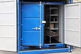 Cargo container — Stock Photo
