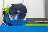 Circular saw machine — Stock Photo