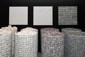 Stones material — Stock Photo