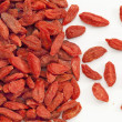 Tibetan goji berry background — Stok fotoğraf