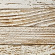 Grunge white painted wood - Stock Photo