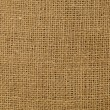 Brown burlap texture — Foto Stock