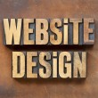 Website design — Stock Photo #11580474