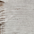 Woven fiberglass cloth - Stock Photo