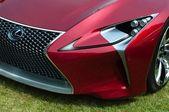 Lexus Concept Car LF-Lc — Stock Photo