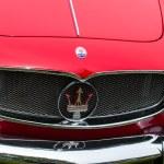 Maserati Front — Stock Photo #11164061
