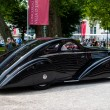 Rolls Royce PII Jonckheere Aerodynamic Coupe (1935) - Stock Photo