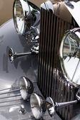 Rolls Royce Sign — Stock Photo