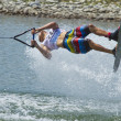 Stock Photo: Waterski