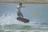 Waterski — Stock Photo