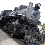 Steam Locomotive — Stock Photo #10797805