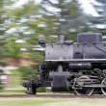Steam Locomotive — Stock Photo #10798347