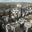 Auckland City From The Skytower — Stock Photo